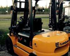 Luigong CPD25 Autoelevador Diesel