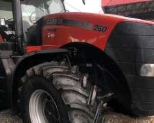 Tractor Case Magnum 260 año 2013