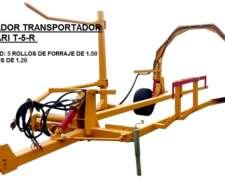 Transportador de Rollos Maccari T-R-5