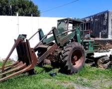 Cargadora Tractor Deutz A 85 Invertido