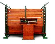 Báscula para Hacienda Modelo BC Cv1500a
