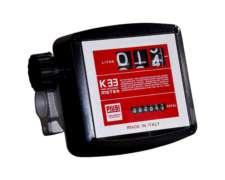 Caudalímetro K33 – Cuenta Litros Piusi - Bombas Rossi