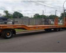 Carreton Homologado Para 20/25 Tn. De Capacidad (o4) (ho1006