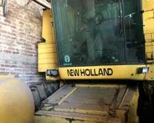 Vendo New Holland TR 99 muy Buena