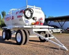 Acoplado Tanque Cisterna Certificado