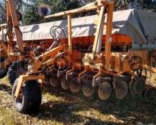 Agrometal MX 33 Líneas a 21cm con Fertilización en Línea y a