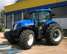Tractor New Holland T7.190 Disponibilidad Inmediata