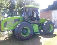 Tractor Pauny 500, Linea Verde, Pringles