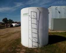 Cisternas 10.000 Litros en P.r.f.v. Plasticos Laspiur SRL