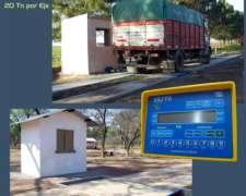 Pesaje por Eje para Camiones Vesta 3517p - 3517f