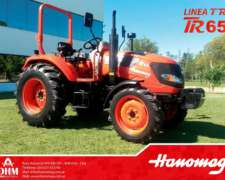 Tractor Frutero de Hanomag TR65 60 HP