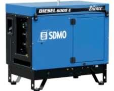 Grupo Electrogeno Diesel 6kva para Trabajo Pesado
