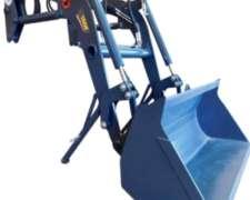 Cargador Frontal para Tractores de 15 a 30 HP