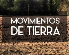 Servicio De Movimientos De Tierra