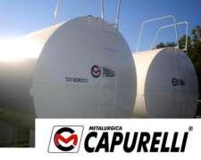 Tanque 10.000 Lts. Capurelli