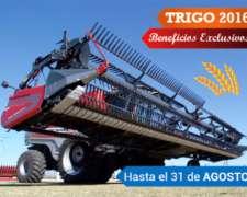 Financión Exclusiv Trigo 2016 - Draper Y Reformas