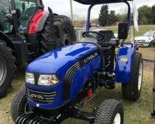 Tractor Lovol TE 254 4X4 30 HP Cesped Viñedo Parque