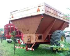 Tolva Autodescargable 14 TN Praba - Sinfín Cementado