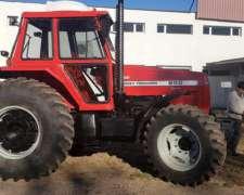 Massey Ferguson 650/4 año 2003 HP 150 Rodado 23.1x30
