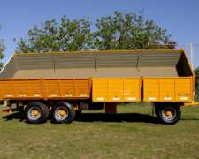 Acoplado Vuelco Bilateral 8.6m Astivia - Anticipo.de: