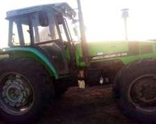 Agco Allis 6.125 - muy Buen Tractor