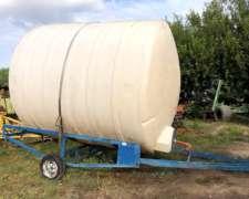 Tanque 25000 L para Fertilizante