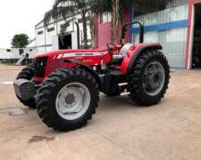 Massey Ferguson 4297 4X4 Oportunidad