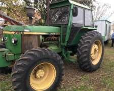 John Deere 3550 muy Buen Tractor Recomendable