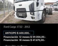 Ford 1722 Chasis 2012
