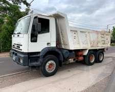 Iveco Trakker 380 6X4 2004