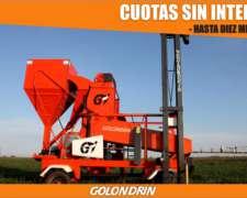 Clasificadora de Semillas G-96 6000 Kg/hs - 10 sin Interes