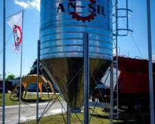 Silo An-sil para Alimento Balanceado