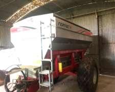Fertilizadora Fertec 9000 Dosis Variable 2017