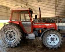 Tractor Massey Ferguson 297 año 2007 Única Mano