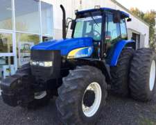 Tractor New Holland TM 7030 año 2013 Impecable Pocas Horas