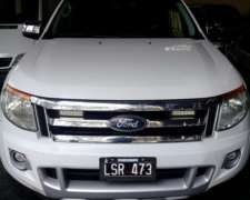 Ford Ranger Limited AUT 2012