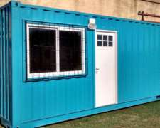 Contenedores Habitacionales, Oficinas, Pañol De Herramientas