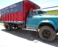 Vendo O Permuto Camiones Dogee 800 Y Dogge 600 Y Un Aclopado