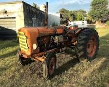 Tractor Someca Con Hidráulico Y Toma De Fuerza