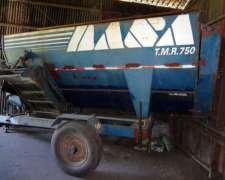 Dasa T.m.r. 750 Con Balanza Magris