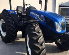 New Holland Tl95. año 2017