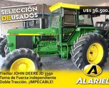 John Deere 3350 Impecable