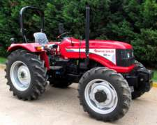 Tractor Apache Solis 60 RX 4wd - Vende Forjagro