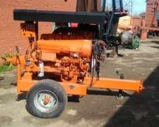 Motor Generador Riego Deutz 120 y 160, Cummins 4 Turbo