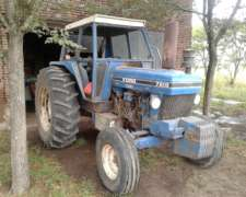 Tractor Ford 7610 Muy Bueno