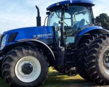 Tractor New Holland T7.240 0 km San A. de Areco