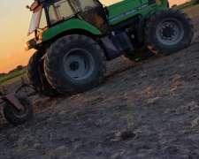 Tractor Agco Allis 6.150 año 2008