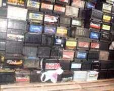 Compro Baterias Usadas Por Mayor