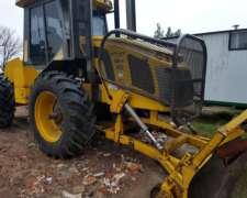 Tractor Pauny 500 C con Pala Frontal
