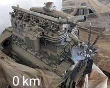 Motor MWM 229- 6 Cilindros